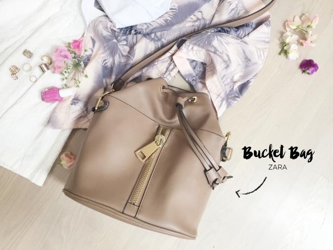 July 25 - Flower Market Outfit - Blog - Bucket Bag