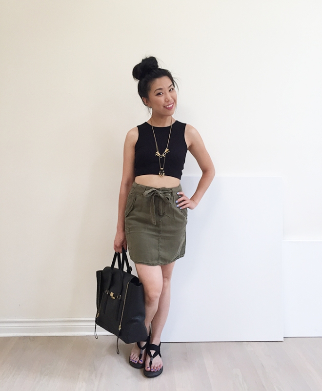 Casual Chic - Outfit