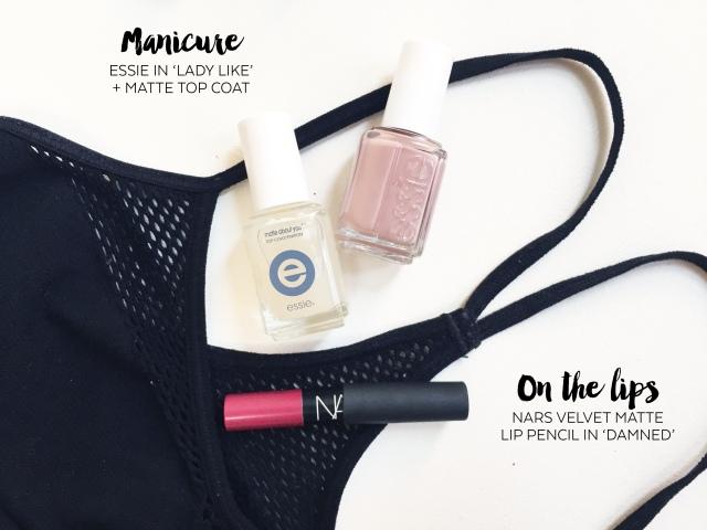 Sept 1 - Oversized & Striped - Makeup1
