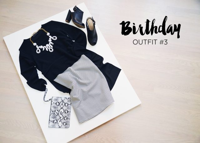 My Birthday Lookbook - Blog - Outfit 3