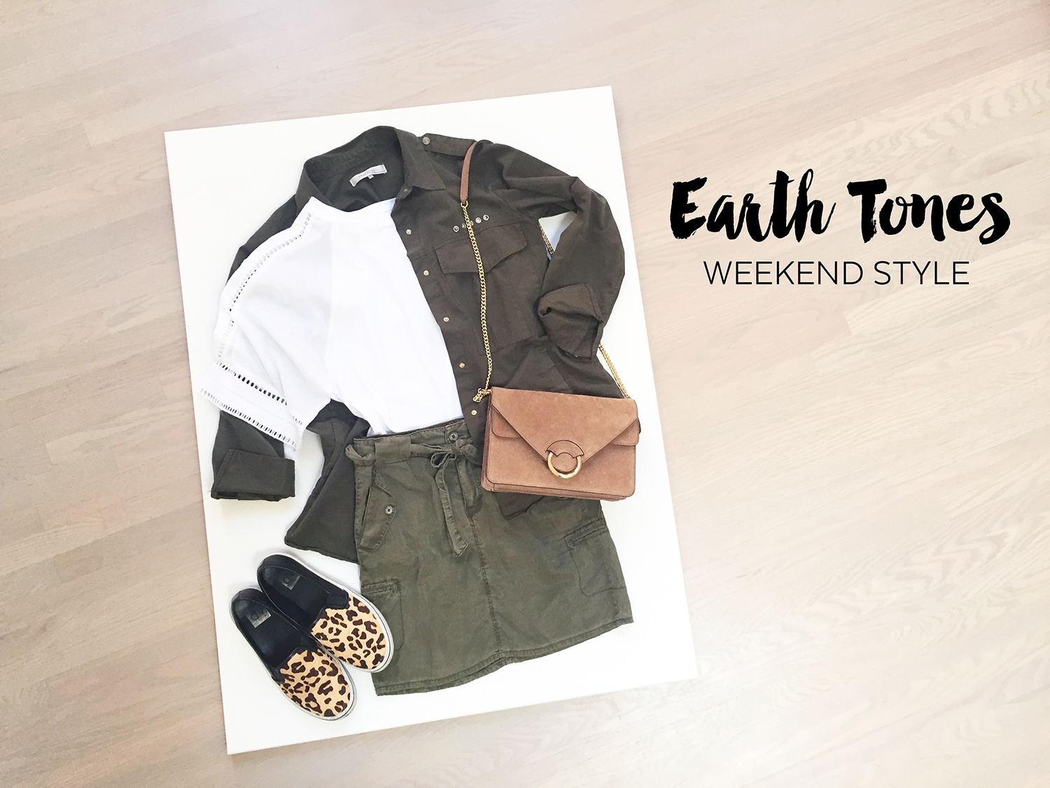 Earth Tones - Weekday Style - Intro