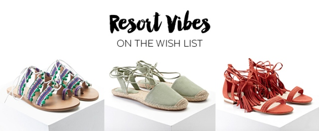 Forever21 Shoe Haul - Resort Picks.jpg