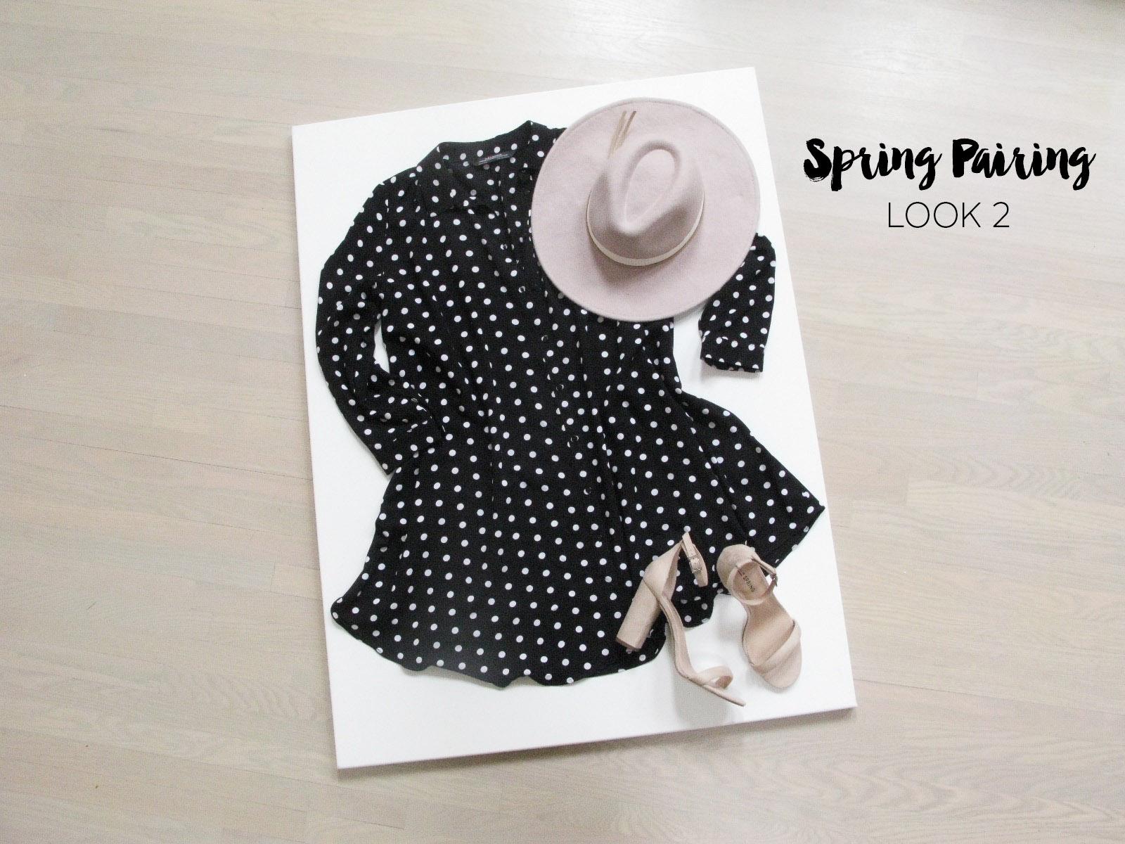 My Obsession Monday - Zara Polka Dot Dress - 3.jpg