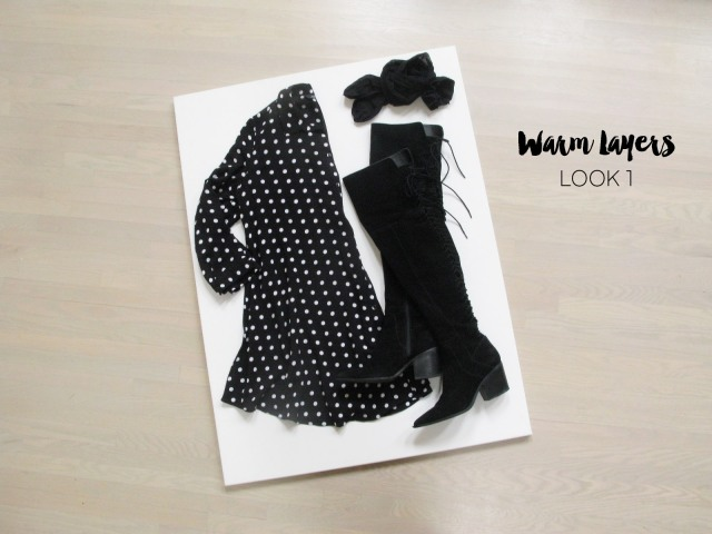 My Obsession Monday - Zara Polka Dot Dress - 4.jpg