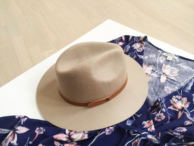 NEON Spring Look - Hat
