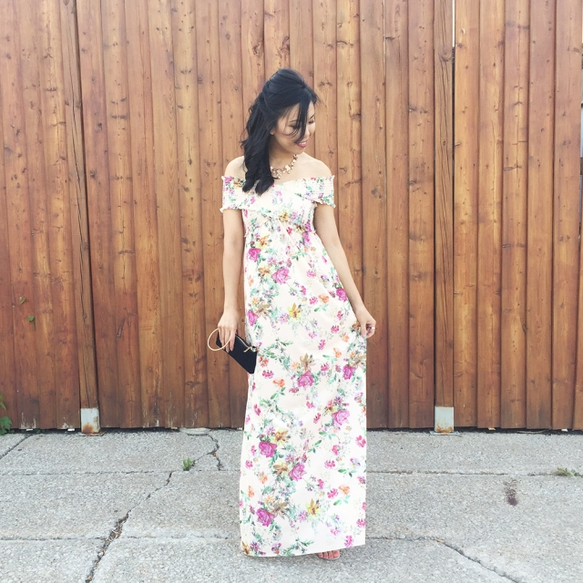 Sept 2017 - Zara Floral Dress - Look 1A.jpg