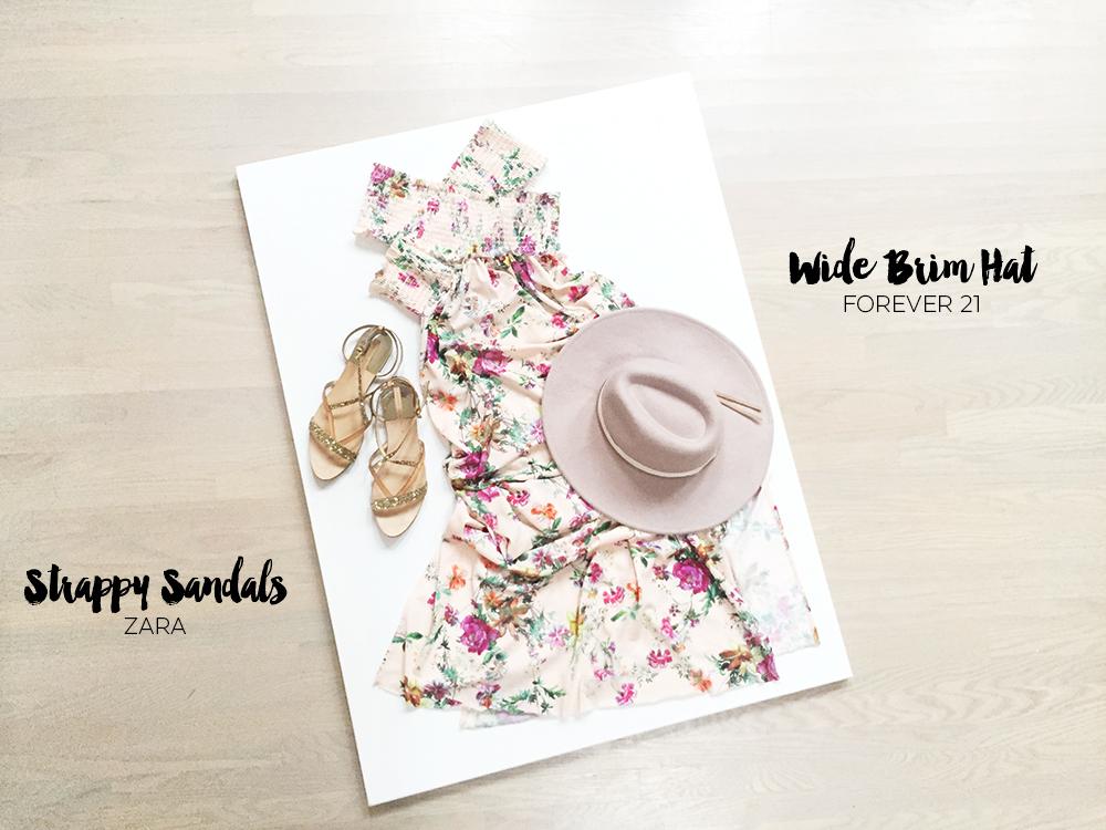 Sept 2017 - Zara Floral Dress - Look 2A.jpg