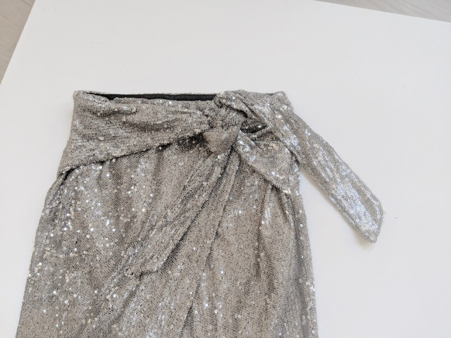 Zara Wrap Sequin Skirt - 3 Ways to Style Cover 2.JPG