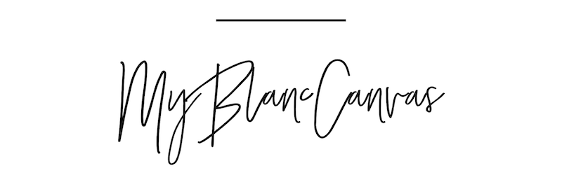 My Blanc Canvas logo